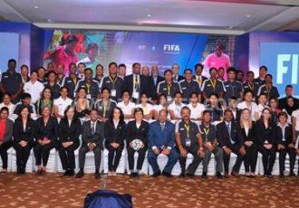 FIFA Women's Regional Development Seminar and India Development Workshop