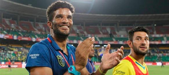 David James (Kerala Blasters FC)