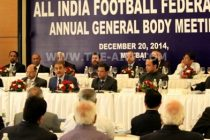 AIFF meets for AGM in Mumbai
