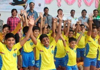 Mumbai FC Grassroots Football School