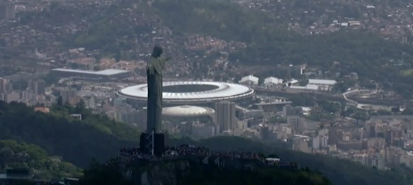 Estádio do Maracanã, Rio de Janeiro
