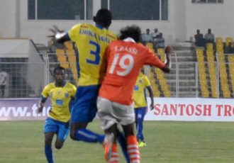 Federation Cup: Mumbai FC v Sporting Clube de Goa