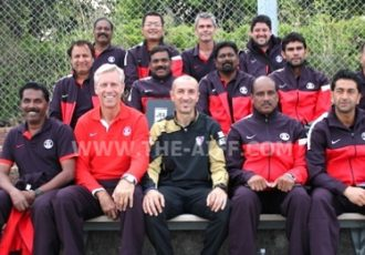 AFC Professional Coaching Diploma coaches