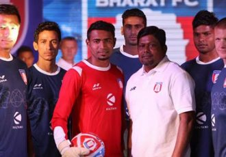 Bharat FC launch Nivia-made kits