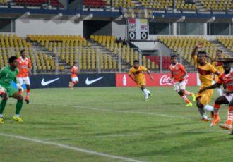 Federation Cup: Sporting Clube de Goa v Royal Wahingdoh