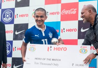 Sunil Chhetri (Bengaluru FC)