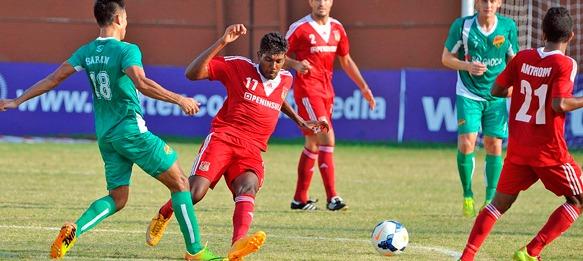 Federation Cup: Pune FC v Salgaocar FC