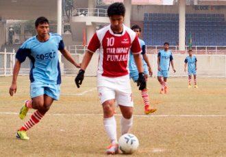 Santosh Trophy - Qualifiers: Punjab v Uttar Pradesh