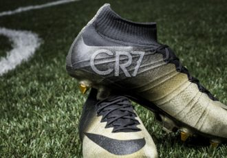 Nike Mercurial CR7 Rare Gold