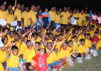 AIFF Grassroots Course held in Odisha