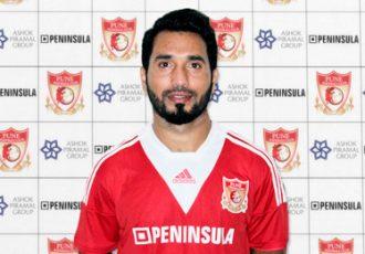 Ishfaq Ahmed (Pune FC)