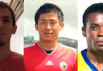 Shillong Lajong sign Uilliams, Minchol and Orji