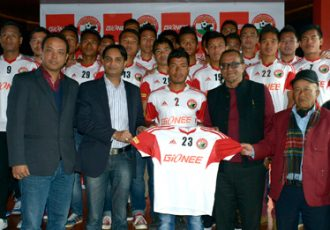 Gionee partners with Shillong Lajong FC