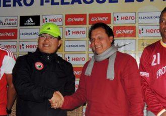Shillong Lajong FC v Royal Wahingdoh FC Pre-Match Press Conference
