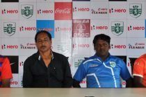 Sporting Clube de Goa v East Bengal Club Pre-Match Press Conference