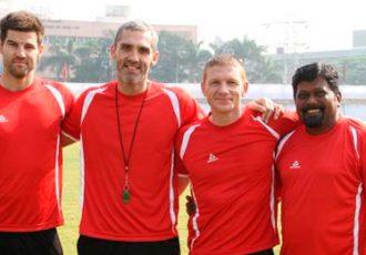 Bharat FC Coaching Staff