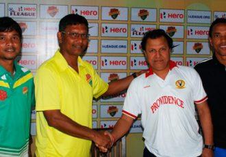 I-League: Salgaocar FC v Royal Wahingdoh FC Pre-Match Press Conference