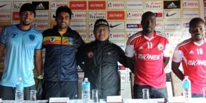 I-League: Shillong Lajong FC v Mumbai FC Pre-Match Press Conference
