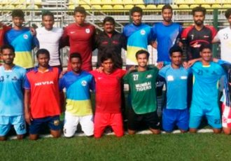 Maharashtra State Team for the 35th National Games