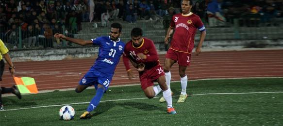 I-League: Royal Wahingdoh FC v Bengaluru FC