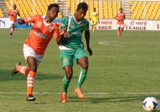 I-League: Sporting Clube de Goa v Salgaocar FC