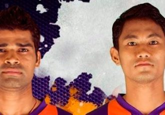 Manish Maithani & Israil Gurung