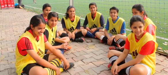Pune FC Women's team trials