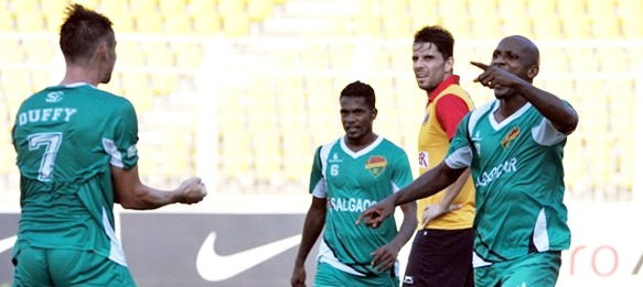 I-League: Salgoacar FC v East Bengal Club