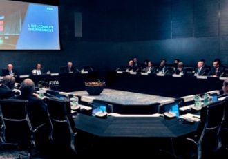 FIFA U-17 World Cup India 2017 meeting held at FIFA HQ