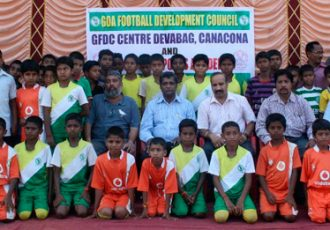 GFDC Canacona Centres celebrate their first anniversary