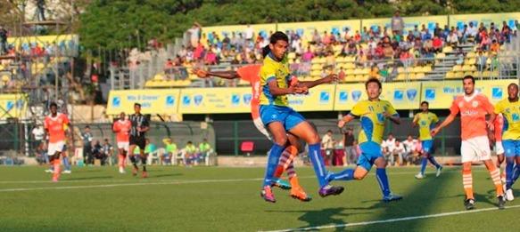 I-League: Mumbai FC v Sporting Clube de Goa