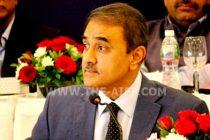 Praful Patel, President, All India Football Federation (AIFF)