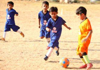 Sunfeast Roots Football League - Round 4