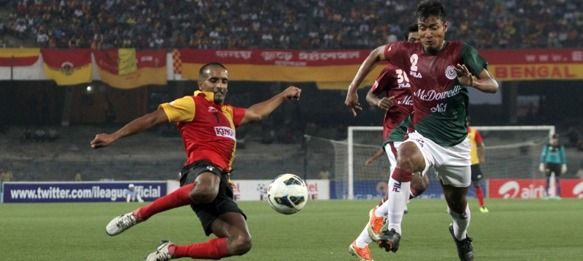 I-League: East Bengal Club v Mohun Bagan AC