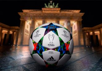 UEFA Champions League Finale Berlin match ball