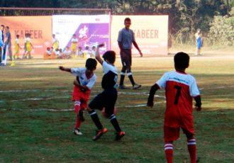 Mumbai Rush Soccer Champions League 1 - Week 1