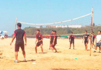 Shillong Lajong FC in Goa
