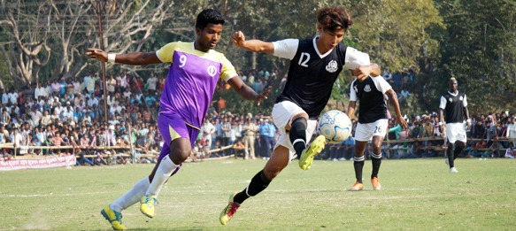 United SC down Mohammedan Sporting to win Sanhati Gold Cup 2015