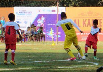 Mumbai Rush Soccer Champions League 1 – Week 2