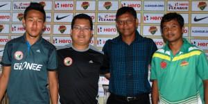 Salgaocar FC v Shillong Lajong FC - Pre-Match Press Conference