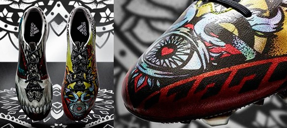 adizero f50 Tattoo Pack