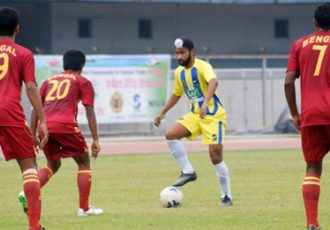 Santosh Trophy: West Bengal v Punjab