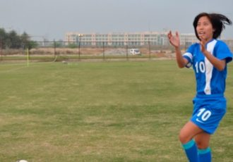 Bala Devi (India Women's national football team)