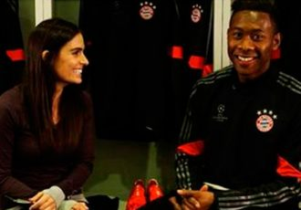 David Alaba - adidas Football Gamedayplus
