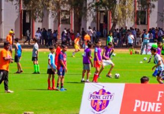 FC Pune City kick-starts grassroots development plan