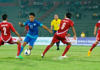2018 FIFA World Cup Qualifier: India v Nepal