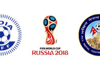 FIFA World Cup Russia 2018 - Qualifier: India v Nepal