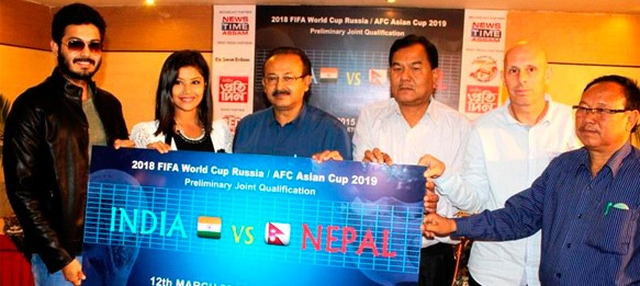 2018 FIFA World Cup Qualifier - India v Nepal - Press Conference