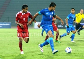 2018 FIFA World Cup Qualifier: India 2-0 Nepal