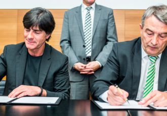 Germany manager Joachim Löw extends contract until 2018